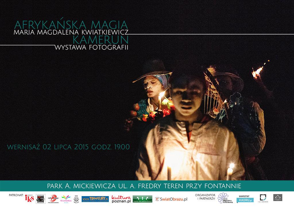 Afrykańska Magia - Kamerun 2015