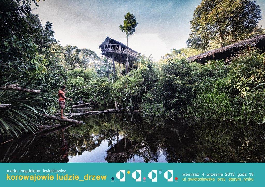 Korowajowie. Ludzie Drzew - Papua 2015